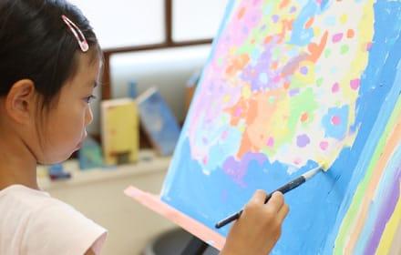 子ども絵画クラス