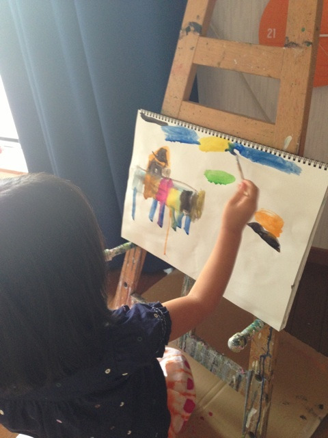 子どもはアーティスト! イメージ画像