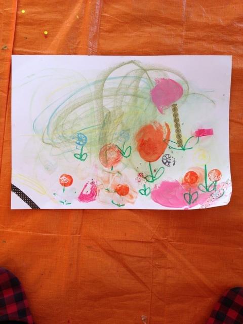 春の風と花たち イメージ画像