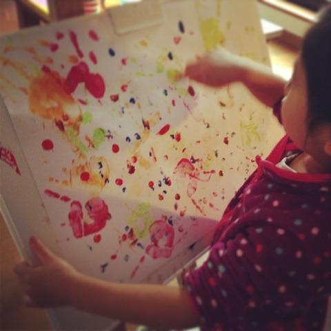 娘の制作 イメージ画像