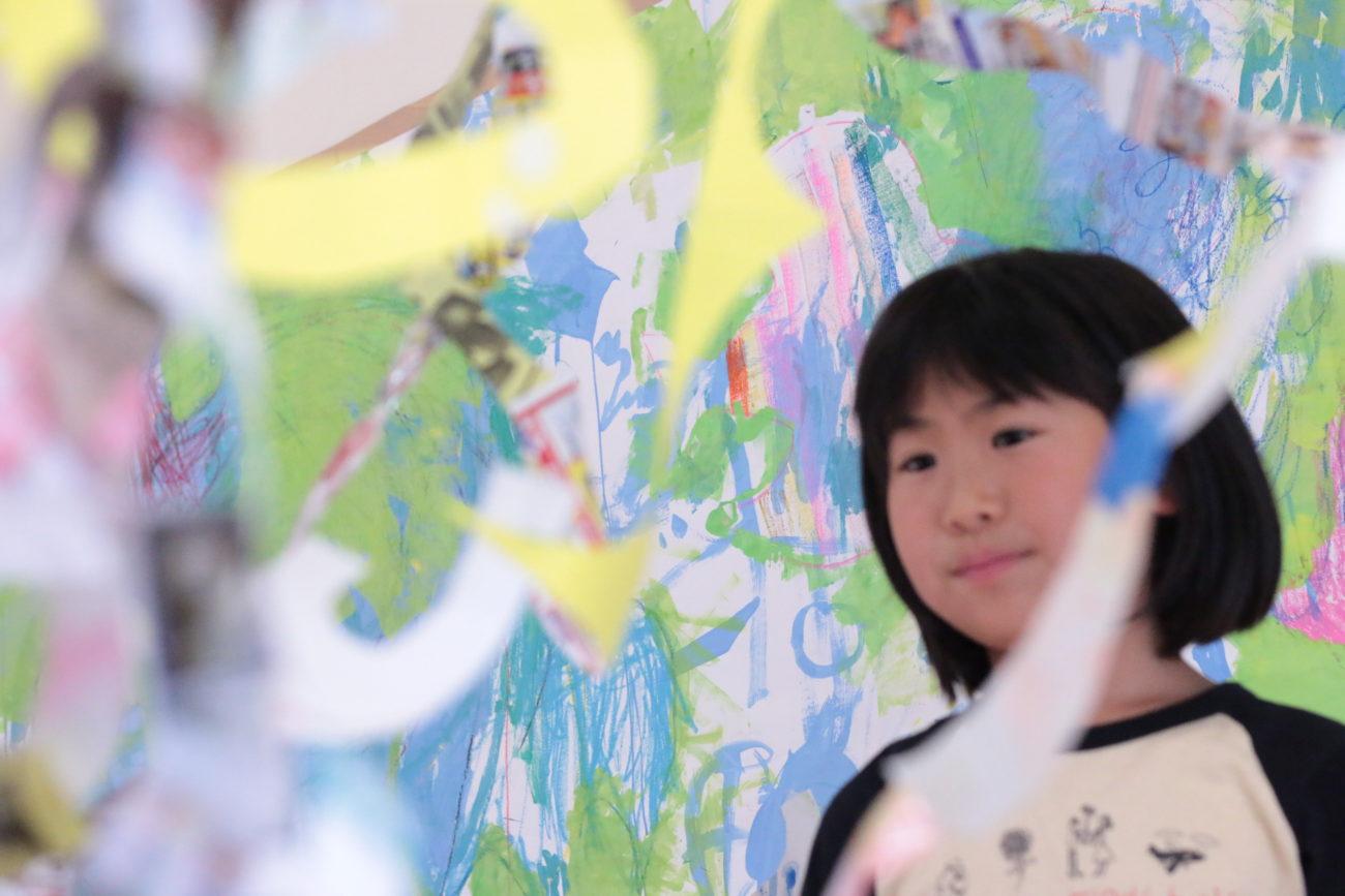アートワークショップを通して感じる子どもの成長 イメージ画像