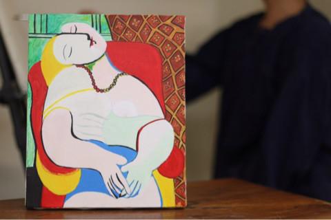 アトリエカラフルのアートスクール in DO LIVING ISSEIDO イメージ画像