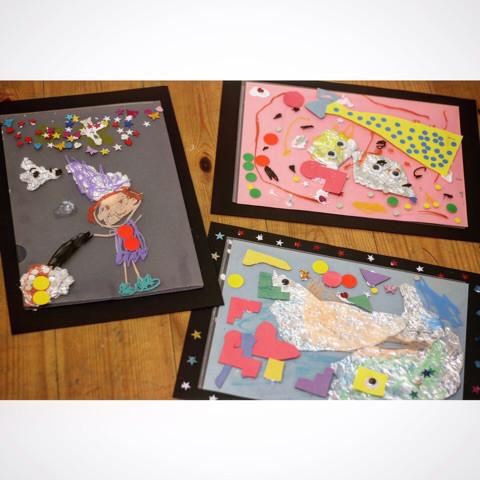 小林麻央さんのブログ♪お子さんの通う造形教室 イメージ画像
