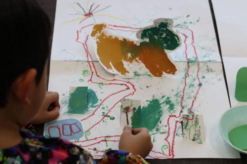 子どもたちの表現は無限大 イメージ画像