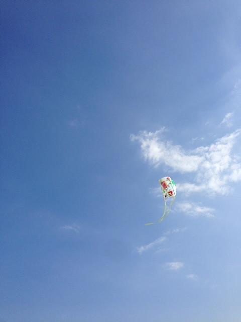 凧上げ2 イメージ画像