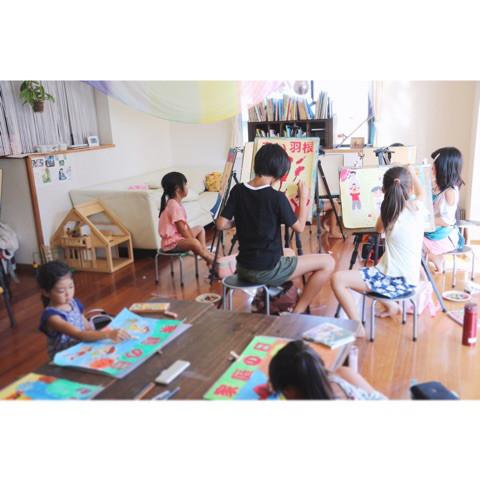 『夏休み学校課題の 特別レッスン』 イメージ画像