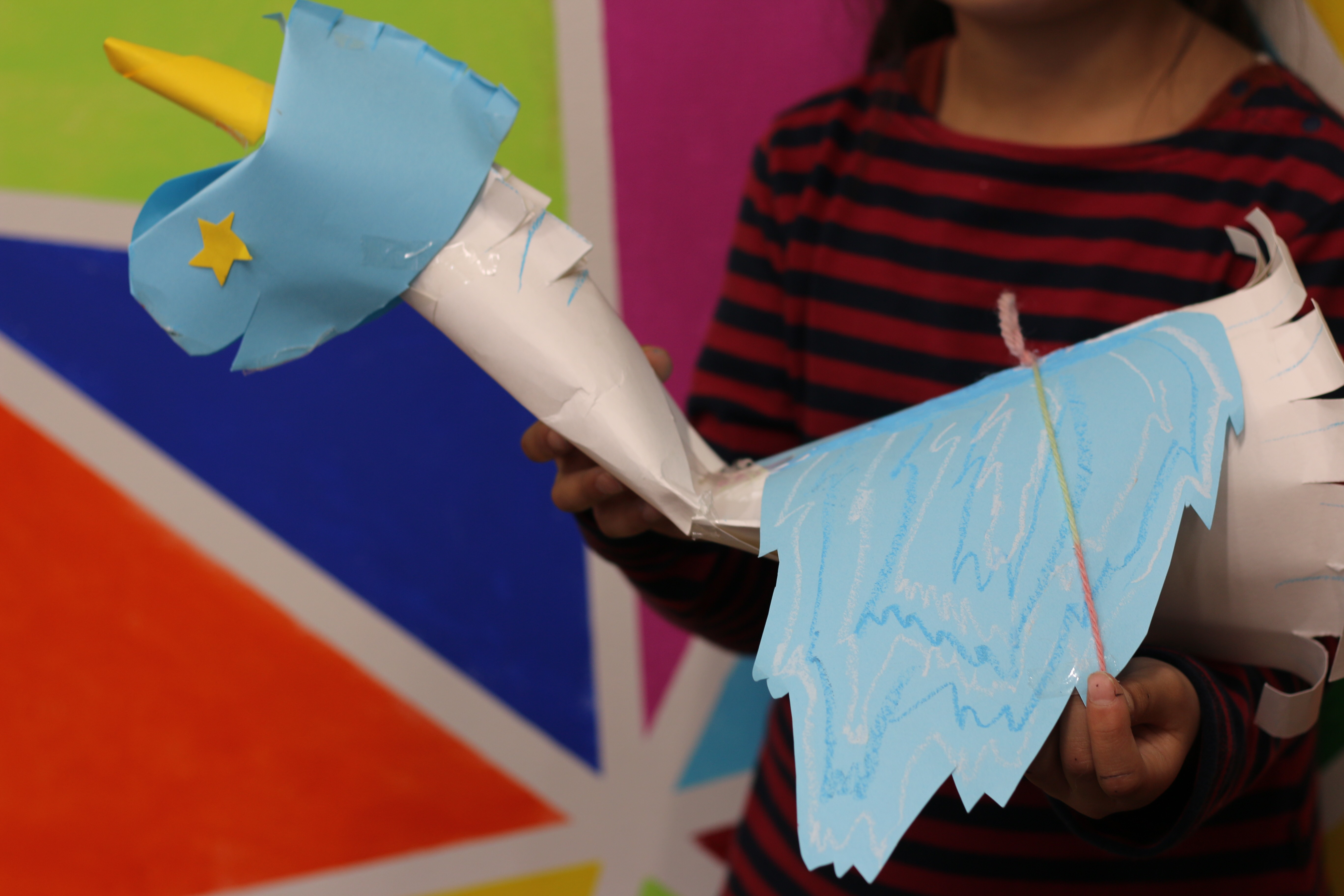 ドキドキ♪春のアートスクールとお祭り♪ イメージ画像