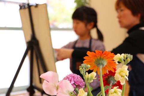 AtelierCOLORFUL の『子ども絵画教室』 イメージ画像