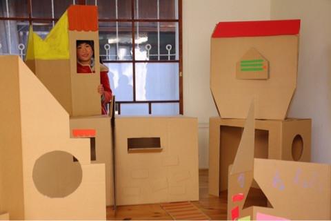 親子造形教室のお知らせ イメージ画像