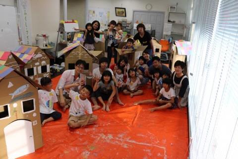 アトリエカラフル 子ども造形教室♪ in 日本福祉大学美浜キャンパス イメージ画像