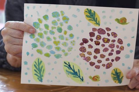 おじいさんおばあさん絵画教室 イメージ画像