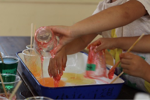 夏のキラキラArtSchool イメージ画像