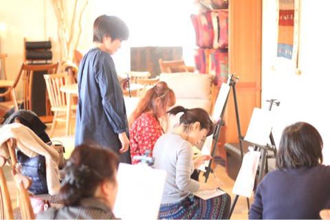 大人のアートスクール♪ イメージ画像