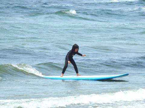子どもたちと海とArtと イメージ画像