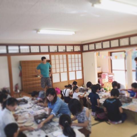 子ども会に出張子ども造形教室 イメージ画像