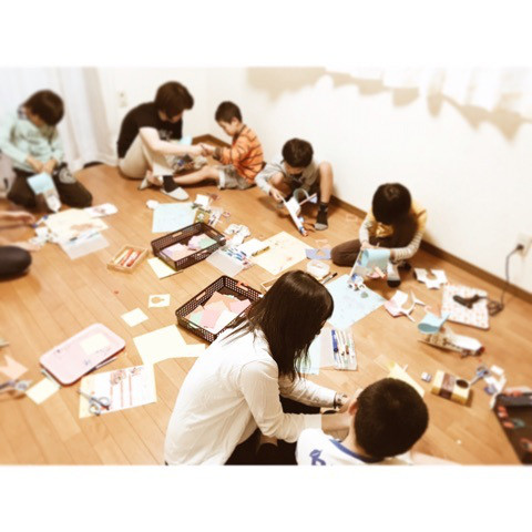 『PakaPaka』さん子ども造形教室 イメージ画像