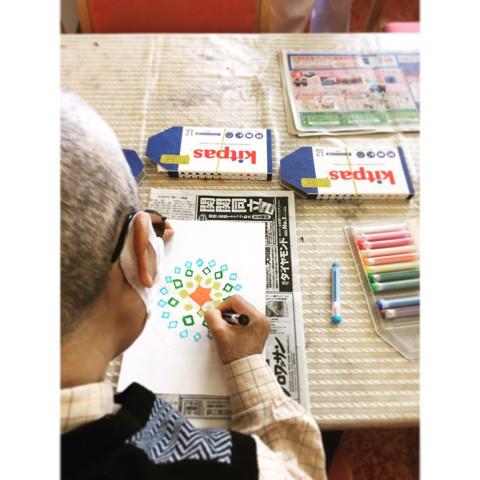 おじいさんおばあさんの絵画教室 イメージ画像