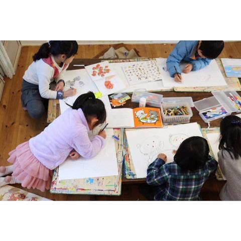 子どもたちのクリエイティブな空気感♪ イメージ画像