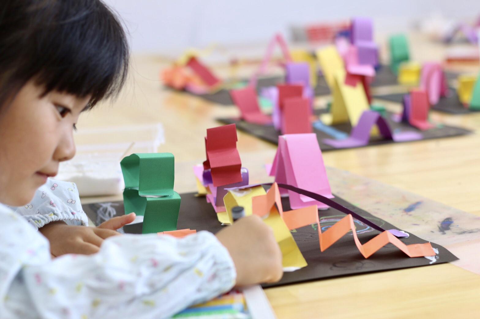 造形基本クラスの発想力♪ イメージ画像