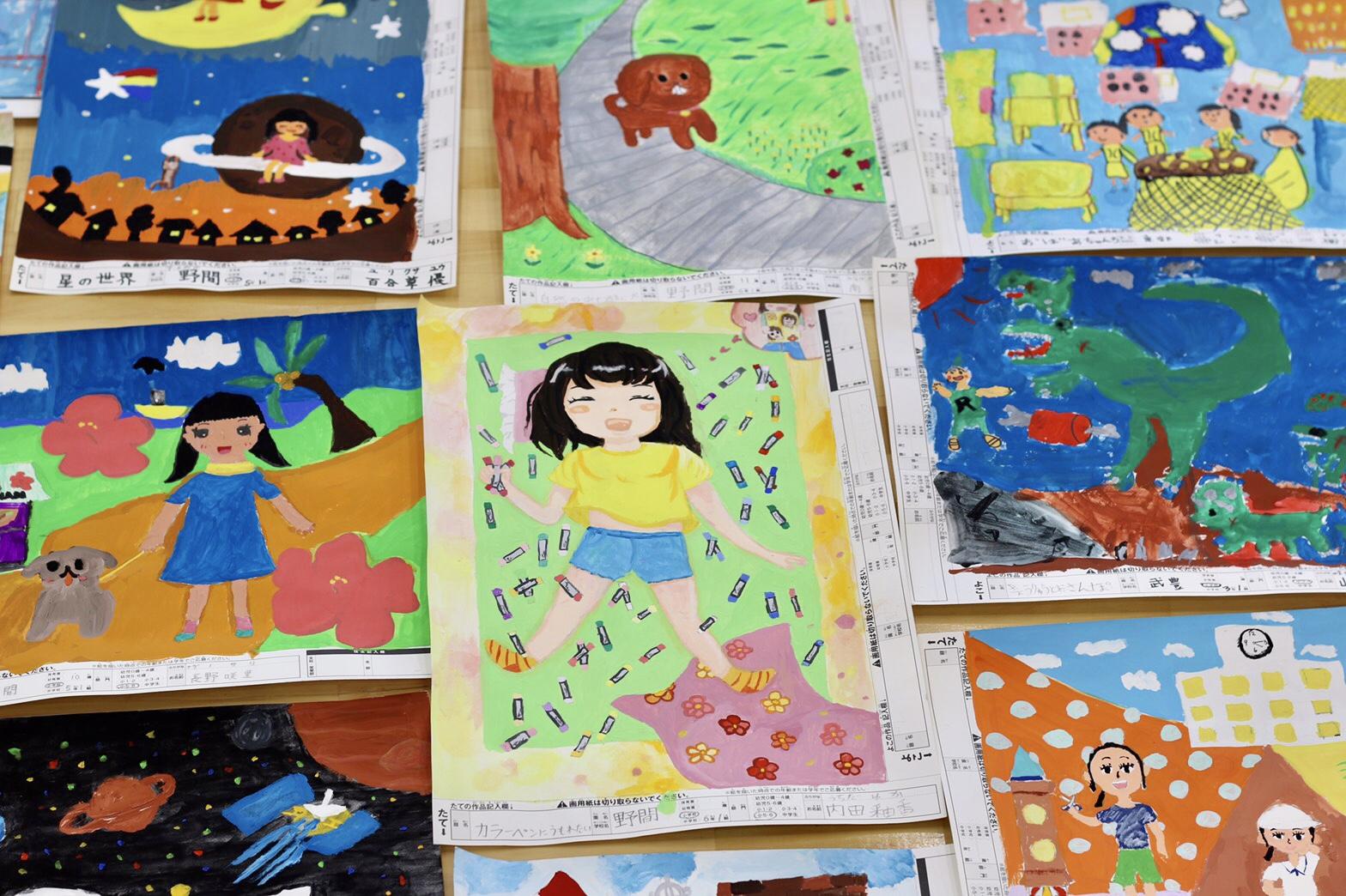「住友生命 子ども絵画コンクール」の続き イメージ画像