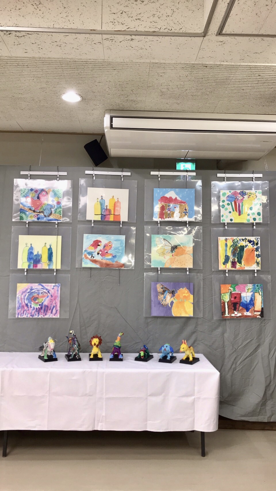 神戸公民館区民作品展に生徒さんの作品を展示します イメージ画像