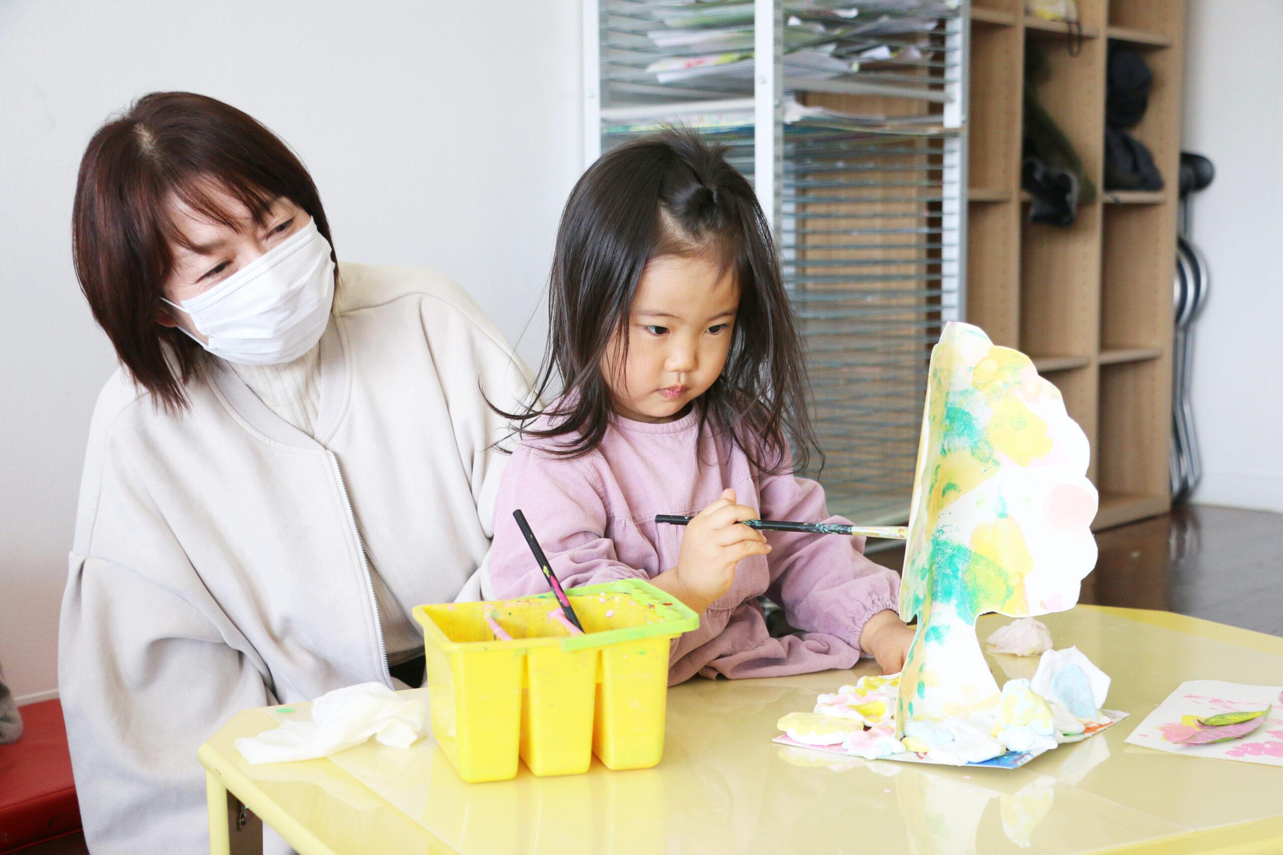 造形親子クラス クリエイティブモード♪ イメージ画像
