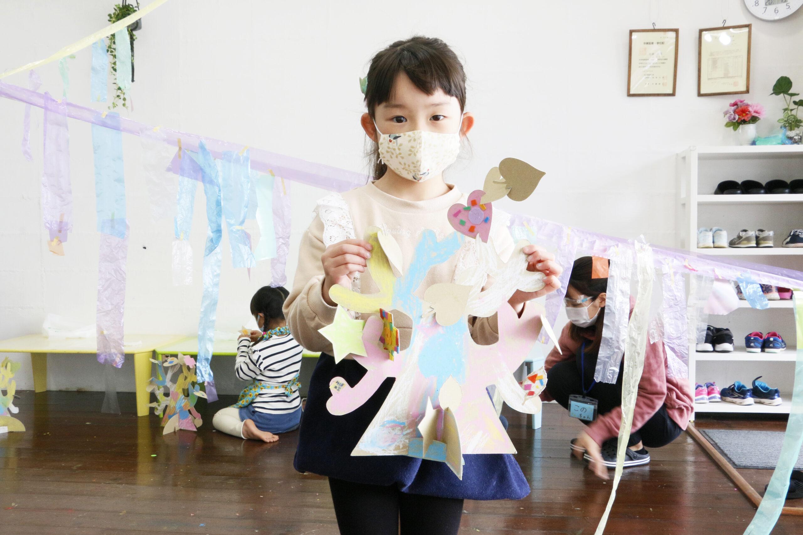 立体パズルアート♪ 造形親子&基本クラス イメージ画像