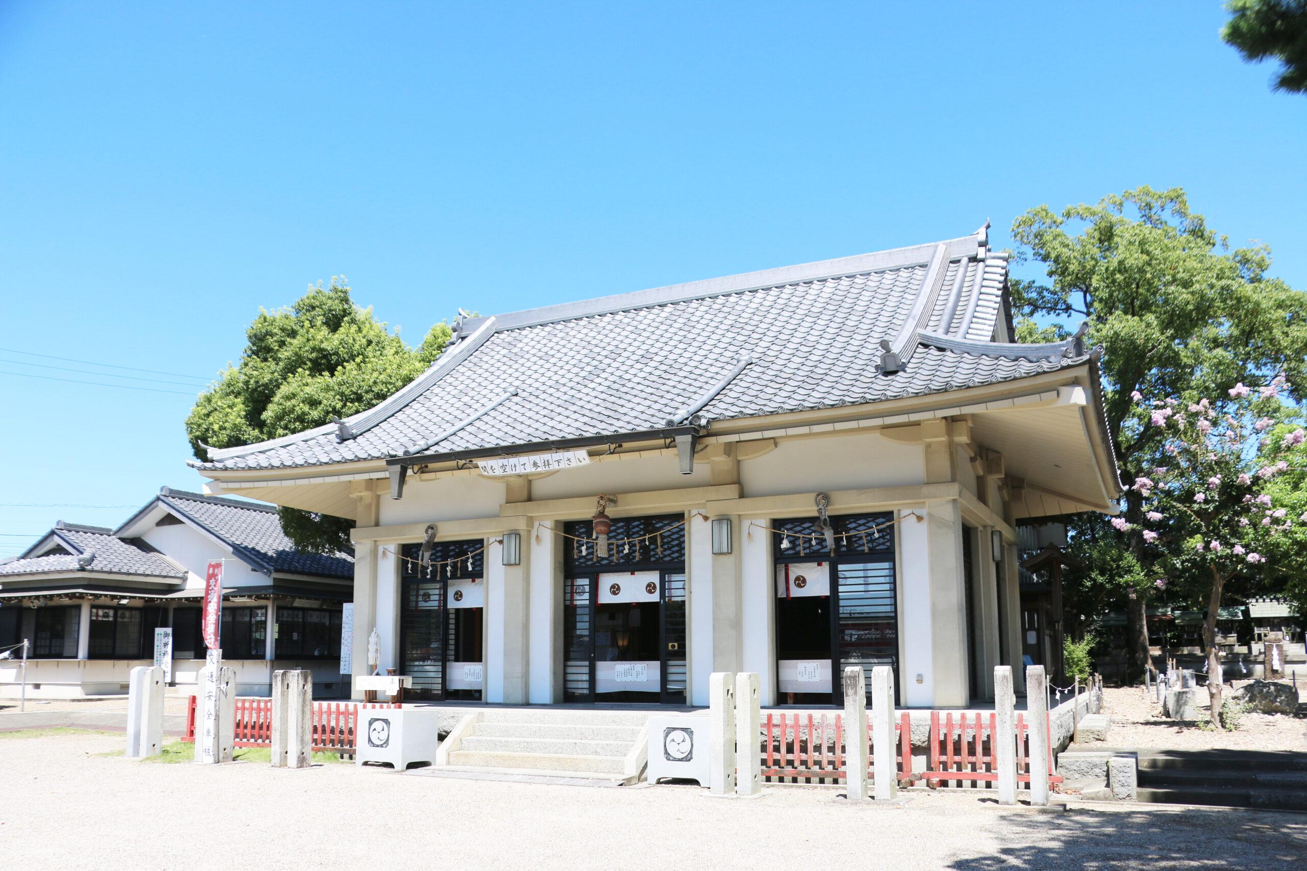 アトリエカラフル野外スケッチ会 in 「乙川八幡社」 イメージ画像